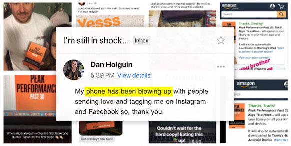 Dan's testimonial